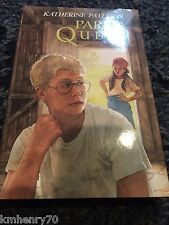 Park's Quest Paterson, Katherine HC DJ Signed Free Shipping