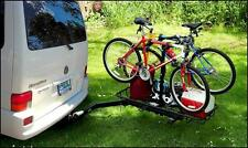 Swing Away Bike Carrier Holds 4 Bikes and Gear