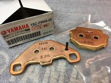 New OEM Yamaha rear brake pads 1SC-F5806-00-00 Yamaha 2012-13 Grizzly 300