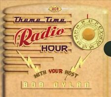 Theme Time Radio Hour: With Your Host Bob Dylan by Various Artists (CD,...