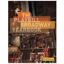THE PLAYBILL BROADWAY YEARBOOK 2012 - 2013 - NEW HARDCOVER BOOK