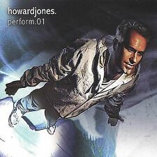 Howard Jones : Perform 01 CD (2001) HTF NEW