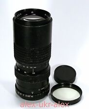 Russian  Granit-11 zoom lens 80-200 mm M42 mount.Excellent- -.№810913