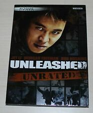 Jet Li UNLEASHED DVD unrated version widescreen