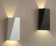 APPLIQUE DA PARETE LAMPADA LED DESIGN MODERNO 220 VOLT LED Up & Down