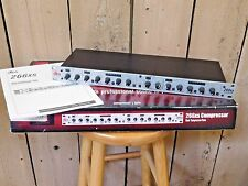 dbx by Harman 266xs Dual Compressor / Gate in Original Box