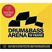 Various Artists - Drum & Bass Arena (18 Years, 2014)
