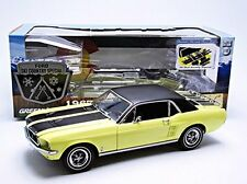 1/18 1967 Ford Mustang Coupe Ski Country Special Breckenridge Yellow