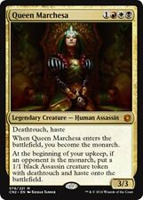 QUEEN MARCHESA Conspiracy: Take the Crown MTG Gold Human Assassin Mythic Rare
