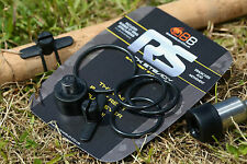 Bank Bug NEW Carp Fishing Rock Steady Black Back Rod Rest System *Pack of 3*