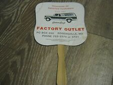 Hand Fan Thousands Satified Customers Custom Craft Factory Outlet Rogersville MO