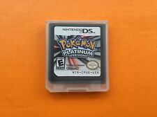 Factory New Nintendo Pokemon:Platinum Version Game Card For 3DS Lite NDSI NDSXL