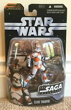 NEW SEALED STAR WARS FIGURE CLONE TROOPER SAGA COLLECTION 26 BATTLE OF UTAPAU