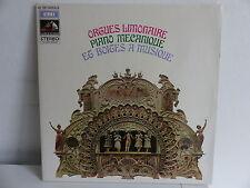 Orgues Limonaire Piano mecanique et boites a musique 2C16112053/4 Docteur TAGGER