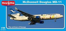 1/144 MD-11 McDonnel Douglas- NEW Mikromir - 3 livery's- only 500 ex!