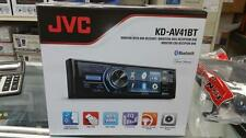 "JVC KD-AV41BT 1-DIN In-Dash DVD CD USB Bluetooth Receiver w/ 3"" QVGA Display"