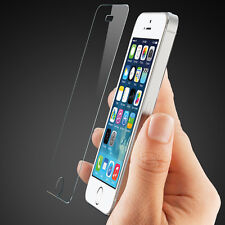 Real Premium Tempered Glass Screen Protector for Apple iPhone 5/5S/5C Film Guard