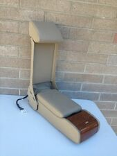 2002 INFINITI Q45 OEM REAR CENTER SEAT ARMREST COMPARTMENT Climate