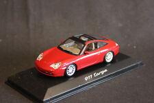 Minichamps (DV) Porsche 911 Targa 1:43 Dark Red (HB)