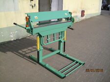 "Powerfull Sheet Metal Folder/ Bending Brake 1200mm (47.2"")/ 2mm- price excl. VAT"
