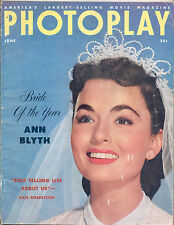 6/1953 Photoplay Magazine  Ann Blyth
