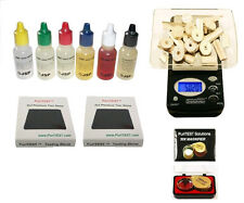 Be AWARE of CLOSEOUT Gold testing Acids-NOT HERE-New 1000G Scale+Test KIT-& MORE