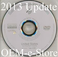 2007 2008 Acura TL & TL Type-S Navigation DVD Map U.S Canada 2013 Update OEM