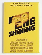 The Shining FRIDGE MAGNET (2 x 3 inches) movie poster stephen king kubrick