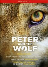 Peter and the Wolf (2011, REGION 0 DVD New)