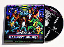 Music of Retro City Rampage Video Game Soundtrack Download NEW SEALED /1000