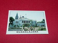 GUADALAJARA CITY VIEW RECUPERATION PANINI FOOTBALL MEXICO 86 WM 1986