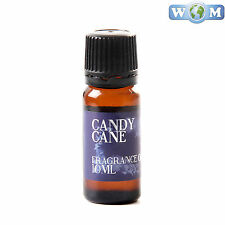 Candy Cane 10ml Fragrance Oil for Soap, Bath Bombs (FO10CANDCANE)