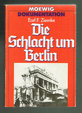 TB-DOKUMENTATION: DIE SCHLACHT UM BERLIN