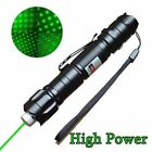 5 Miles Range 532nm Green Laser Pointer Light Pen Visible Beam High Power Lazer