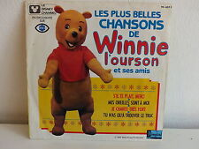 BO emission TV Les plus belles chansons de WINNIE L OURSON VS 657 F