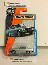 '71 Nissan Skyline 2000 GTX #5 * 2016 Matchbox * Early Run Cardback * B10