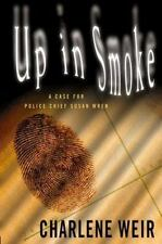 Up in Smoke (Police Chief Susan Wren Mysteries)-ExLibrary