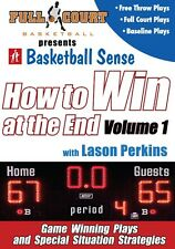 How To Win At The End: Vol.1 Lason Perkins Championship Basketball Training DVD