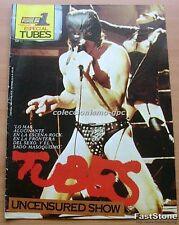 ESPECIAL POPULAR 1 THE TUBES Exclusive Magazine 1978 No Poster