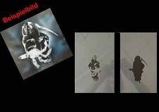 Step by Step Airbrush Schablone / Stencil 0595 Reaper