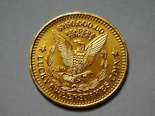 VINTAGE READER'S DIGEST $150,000.00 LUCKY SWEEPSTAKES EAGLE COIN