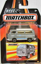 MATCHBOX 2017 BEST OF MATCHBOX VOLKSWAGEN T2 BUS
