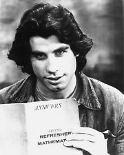 JOHN TRAVOLTA AS 'VINNIE' IN 'WELCOME BACK KOTTER' 8X10 PUBLICITY PHOTO (ZZ-521)