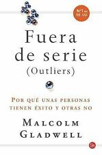 FUERA DE SERIE (OUTLIERS) (BOLSILLO) by Malcolm Gladwell (2011, Paperback)