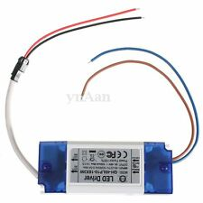 New Constant Current Driver for 10-18pcs 3W High Power LED AC85-277V 40W 600mA