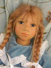 Annette Himstedt Doll *Alke* w/handblown glass eyes -Ooak  from FGM2D