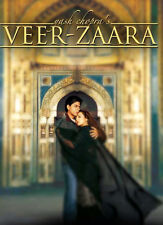 Veer Zaara - ShahRukh Khan, Preity Zinta, Rani Mukerji Hindi bollywood movie dvd