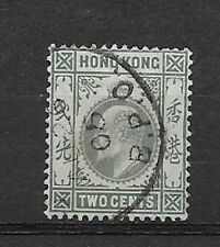 HONG KONG , GREAT BRITAIN , 1903 , # 72 , 2c STAMP , USED