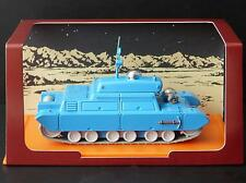 "VÉHICULE TINTIN VEHICLE  ""THE LUNAR TANK/LE CHAR LUNAIRE"" + NUMEROTED CERTIFICAT"