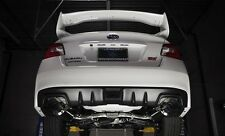Invidia Dual N1 Cat Back Exhaust Stainless Tips 2015-2016 WRX / STi